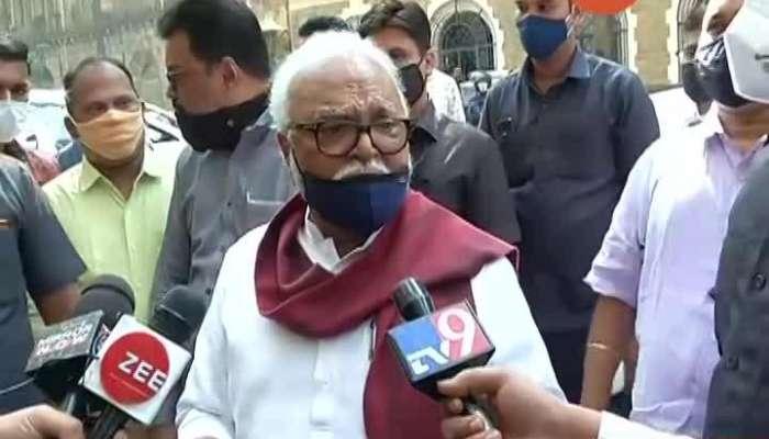 State Cabinet Minister Chhagan Bhujbal On Bihar Election