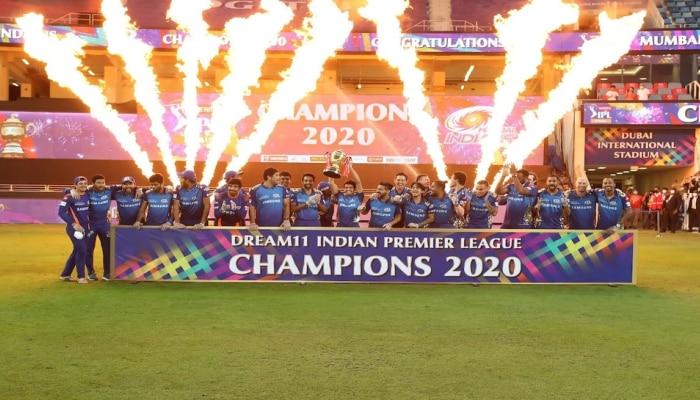 IPL 2020 : विजेत्या Mumbaiला फटका; बक्षिसपात्र रक्कम झाली कमी