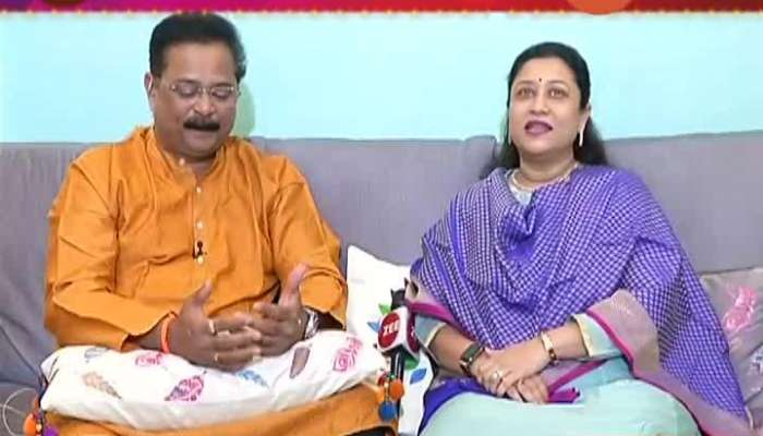 Premachi Diwali With Adesh And Suchitra Bandhekar