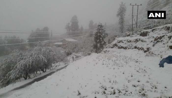 थंडी वाढणार, दिल्ली, हरियाणामध्ये पाऊस, तर काश्मीर, हिमाचलमध्ये हिमवृष्टी