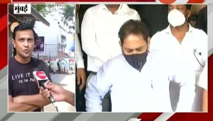 Mumbai MNS Leader Sandip Deshpande Critics On State Governament