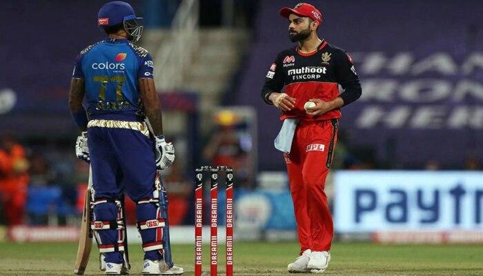 IPL स्लेजिंगनंतर विराट- सूर्यकुमार पुन्हा आमनेसामने
