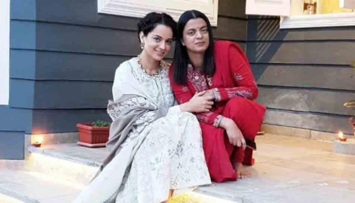 कंगना आणि तिच्या बहिणीला मुंबई पोलिसांकडून पुन्हा समन्स