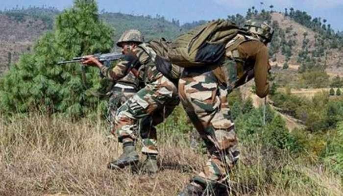 भारताचा पाकिस्तानला धडा, लष्कराने दहशतवाद्यांचे लॉन्चिंग पॅड केले नष्ट