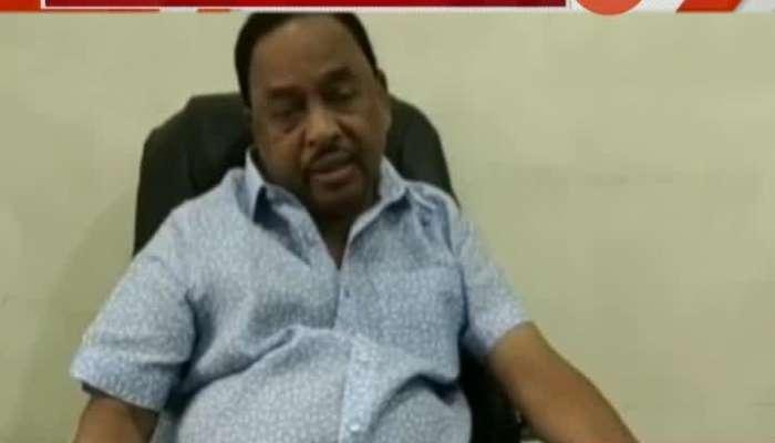 BJP Leader Narayan Rane On Raid At Pratap Sarnaik Residence