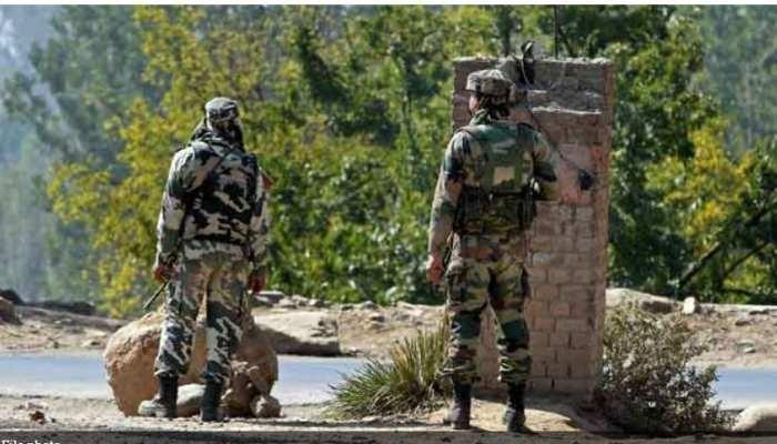 देशाचे रक्षकच निशाण्यावर; श्रीनगरमध्ये दहशतवादी हल्ला
