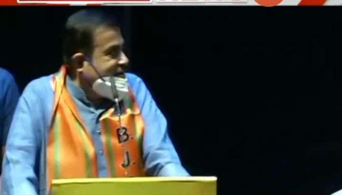 Nagpur Central Minister Nitin Gadkari Speech 29TH Nov 2020