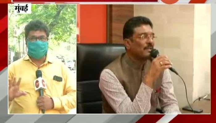 Mumbai Shivsena MLA Pratap Sarnaik Summons Of ED