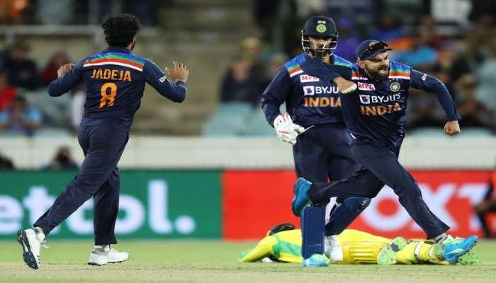 टीम इंडियाची तिसऱ्या वनडेत ऑस्ट्रेलियावर १३ धावानी मात