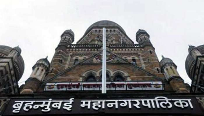 मुंबई महापालिकेत जोरदार राडा, शिवसेना - भाजप नगरसेवक भिडले
