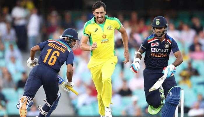 Ind vs Aus : तिसऱ्या टी-२० सामन्यात भारताचा १२ रनने पराभव