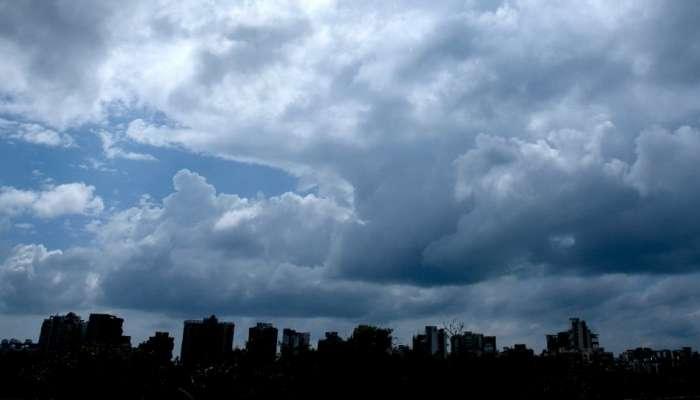 जळगाव आणि धुळ्यात मध्यम स्वरुपाचा पाऊस, राज्यात ४ दिवस पावसाची आणखी शक्यता