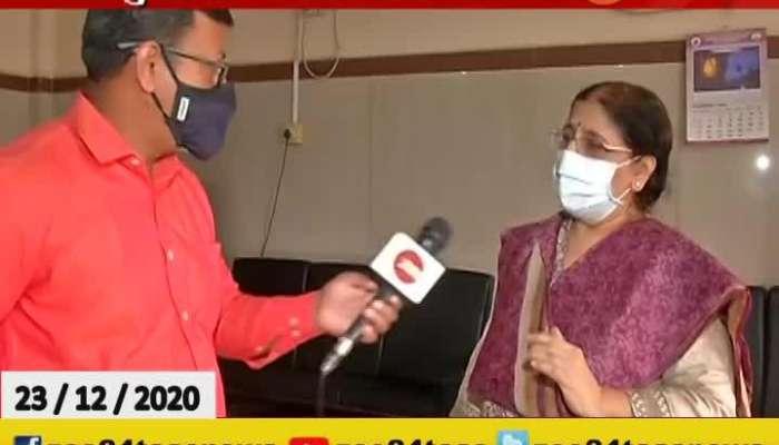 Mumbai Sion Hospital Doctor Sujata Baweja On Britain New Coronavirus