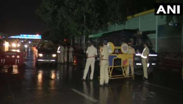 कोरोनाचा धोका : मुंबई, ठाण्यात रात्रीच्या संचारबंदीची कठोर अंमलबजावणी
