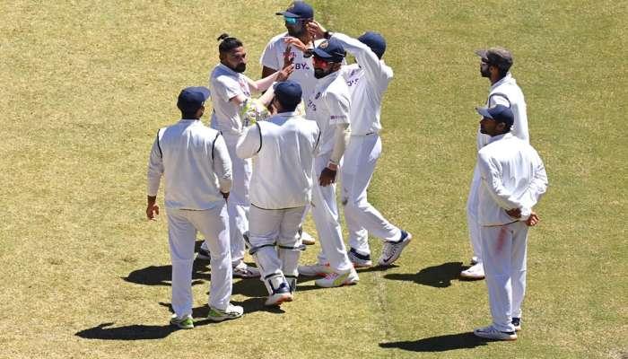 IND vs AUS 2nd Test : ऑस्ट्रेलिया २०० धावांवर ऑल आउट, भारताला जिंकण्याची संधी