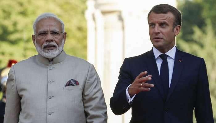 काश्मीरच्या मुद्द्यावर फ्रान्सकडून भारताचं समर्थन, चीनला स्पष्ट शब्दात इशारा
