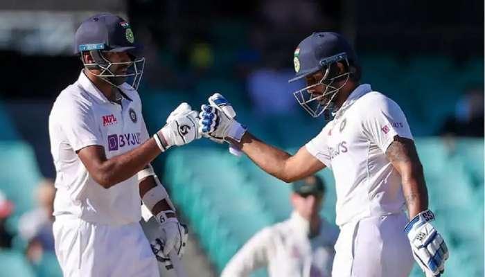 Ind vs Aus: तिसरी टेस्ट ड्रॉ, हे २ खेळाडू पराभव रोखण्यात यशस्वी