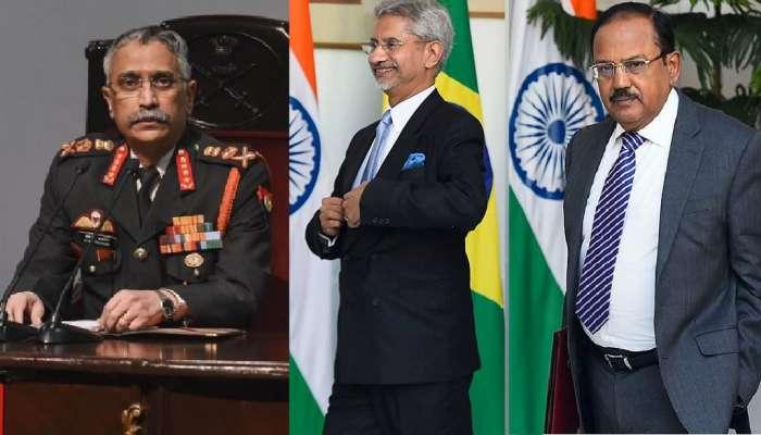 भारताच्या ३ महत्त्वाच्या व्यक्तींचा पाकिस्तानला कडक शब्दात इशारा