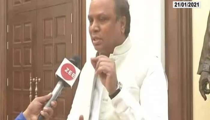 New Delhi BJP Leader Ashish Shelar Exclusive Interview 21St Jan 2021
