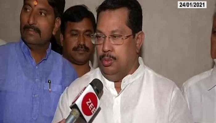 Jalna State Cabinet Minister Vijay Wadettiwar On OBC Reservation