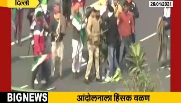 Farmer Leader Kishore Tiwari On Delhi Farmer Protest