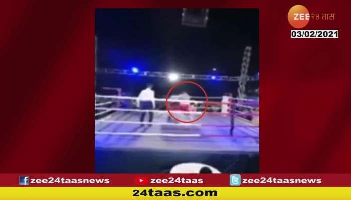 Pakistan,Karachi Boxer Dead