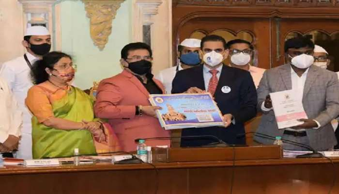 मुंबई महापालिका बजेट : 500 चौरस फुटापर्यंत मालमत्ता करातून सूट, पण...