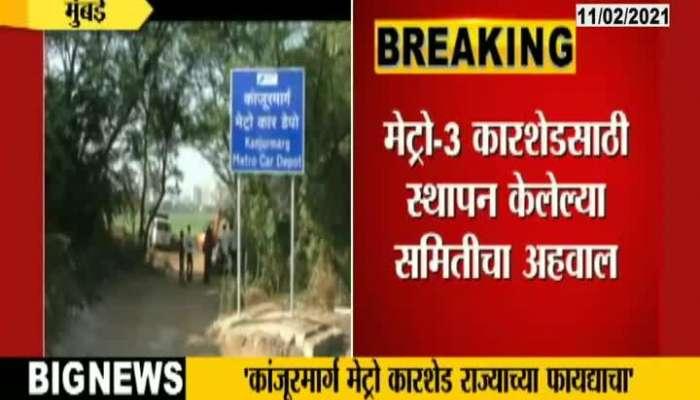 Mumbai Metro Kanjurmarg Metro Car Shed Benefit To State Reaction By BJP MLA Atul Bhatalkar