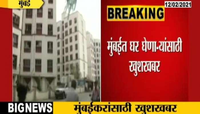 Mumbai 4000 Home Lottery Of Mhada In Diwali