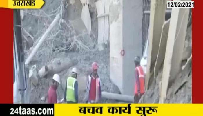 Uttarakhand Rescue Operation Continue On 6th Day