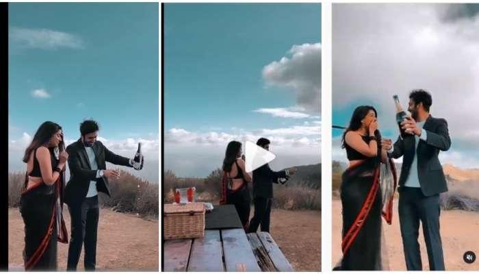 My Forever Valentine म्हणतं रसिका सुनीलचा रोमँटिक अंदाज