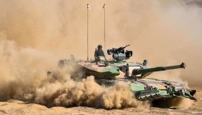 भारत आणि अमेरिकेचा संयुक्त युद्धाभ्यास, पाकिस्तान आणि चीनला भरली धडकी