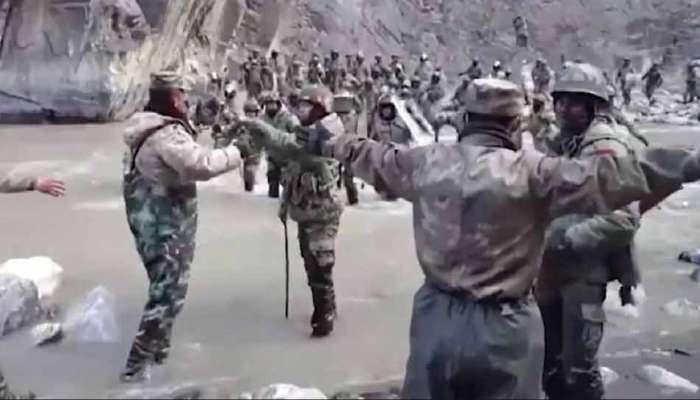 गलवान खोऱ्यात मारले गेलेल्या सैनिकांबाबत प्रश्न उपस्थित, चीनने तीन पत्रकारांना केली अटक
