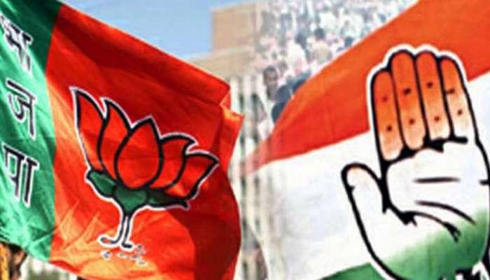 Gujarat civic polls : भाजपची मोठी आघाडी; आपची सुरतमध्ये मुसंडी, काँग्रेसला फटका
