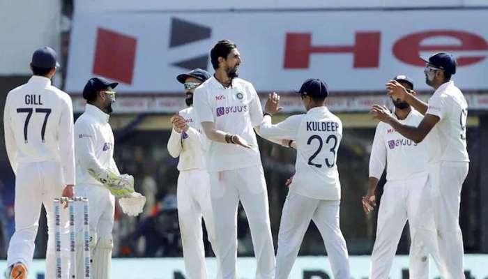 इंग्लंडचा संघ ८१ रनवर ऑलआऊट, भारताला विजयासाठी इतक्या रनची गरज