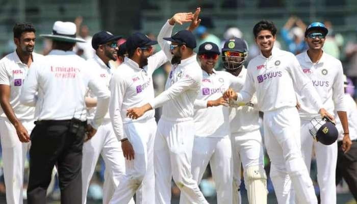 IND vs ENG : भारताचा इंग्लंडवर १० विकेटने दणदणीत विजय