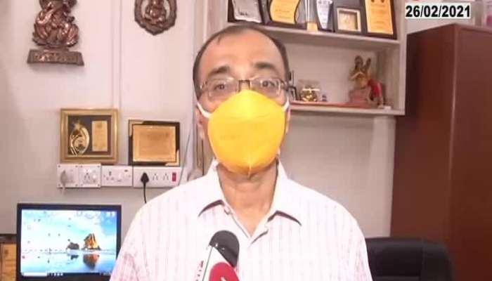Mumbai Covid Task Force Member Doctor Nitin Karnik Uncut Interview