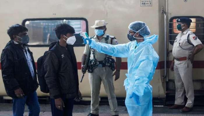 Corona Virus : कंटेनमेंट झोनबाबत केलेले नियम ३१ मार्चपर्यंत कायम