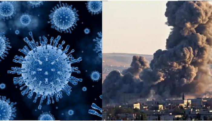 भविष्यात युद्धाचे स्वरूप बदलणार, दहशतवादी करणार रासायनिक हल्ले?