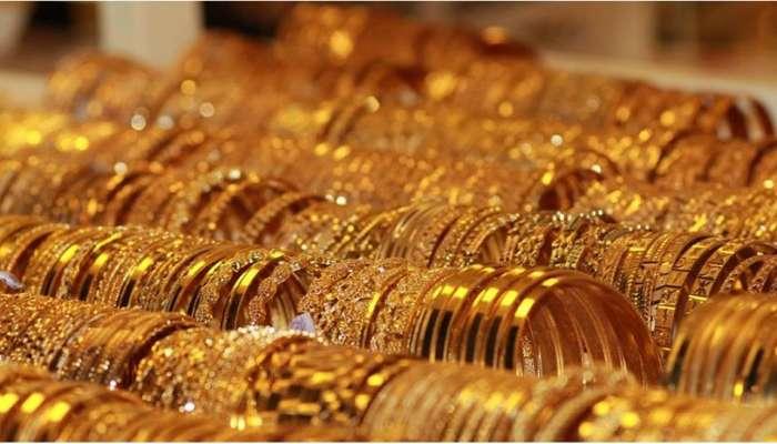 Gold Price : सोने दरात घसरण सुरुच, सोने खरेदीची हीच मोठी संधी