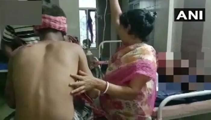 West Bengal Assembly Election 2021 : पश्चिम बंगालमध्ये बॉम्बस्फोटात 6 भाजप कार्यकर्ते जखमी