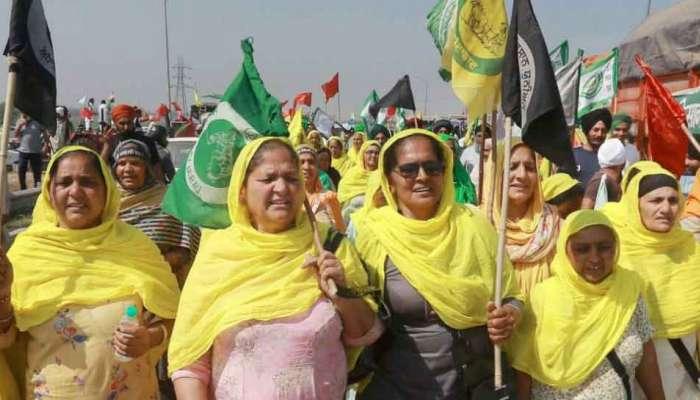 महिला संभाळणार शेतकरी आंदोलनाचे नेतृत्व, Women's Dayची खास तयारी