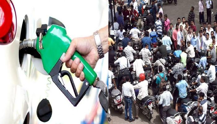 पेट्रोलचे दर गगनाला भिडत असताना उल्हासनगरात व्यापाऱ्याची तर मुंबईत मनसेची भन्नाट ऑफर