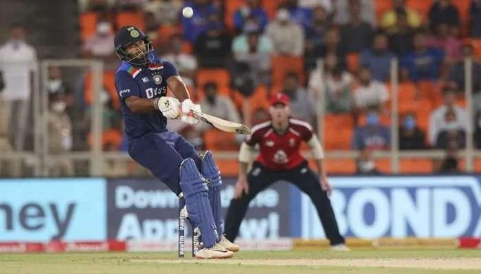 Ind vs Eng T20 : पंतचा जबरदस्त शॉट पाहून इंग्लंडचा संघ गारद...