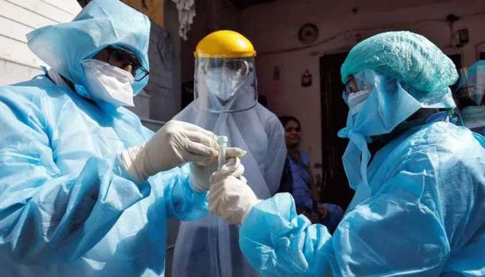 अरे देवा... ! मुंबई-ठाण्यात एका दिवसात 3000 कोरोना रुग्णांची भर