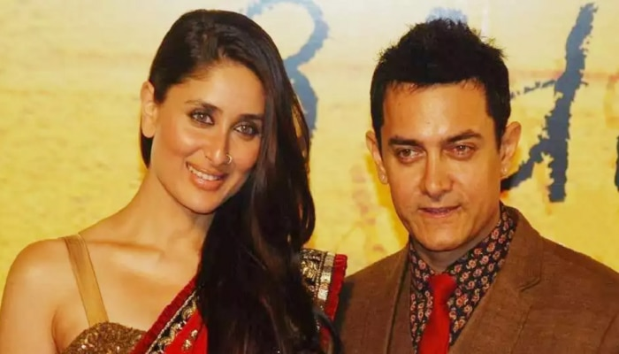 Kareena Kapoor कडून  Aamir Khan चा नवीन लूक शेअर; असे केले विश...