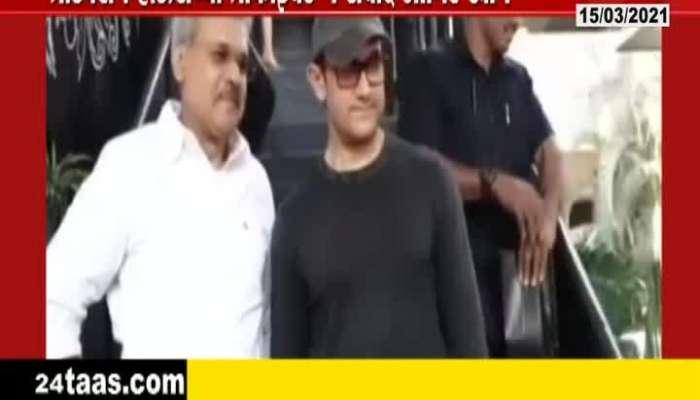 Mumbai Amir Khan Quits Social Media