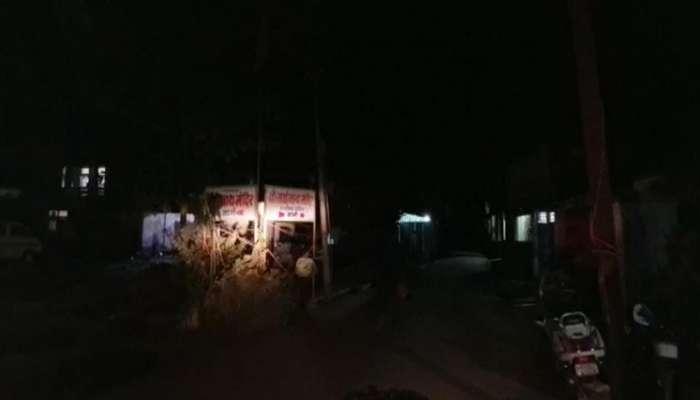 'या' जिल्ह्यात बत्ती गुल, शेकडो गावांमधले रस्ते अंधारात