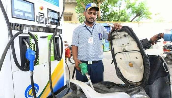 गाडीत पेट्रोल भरण्याआधी आजचे पेट्रोल-डिझेलचे दर जाणून घ्या !