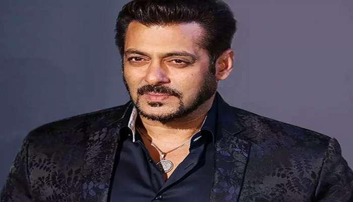 Salman Khan : सलमान खानला कोरोना व्हॅक्सीनचा पहिला डोस, ट्विट करत चाहत्यांना माहिती
